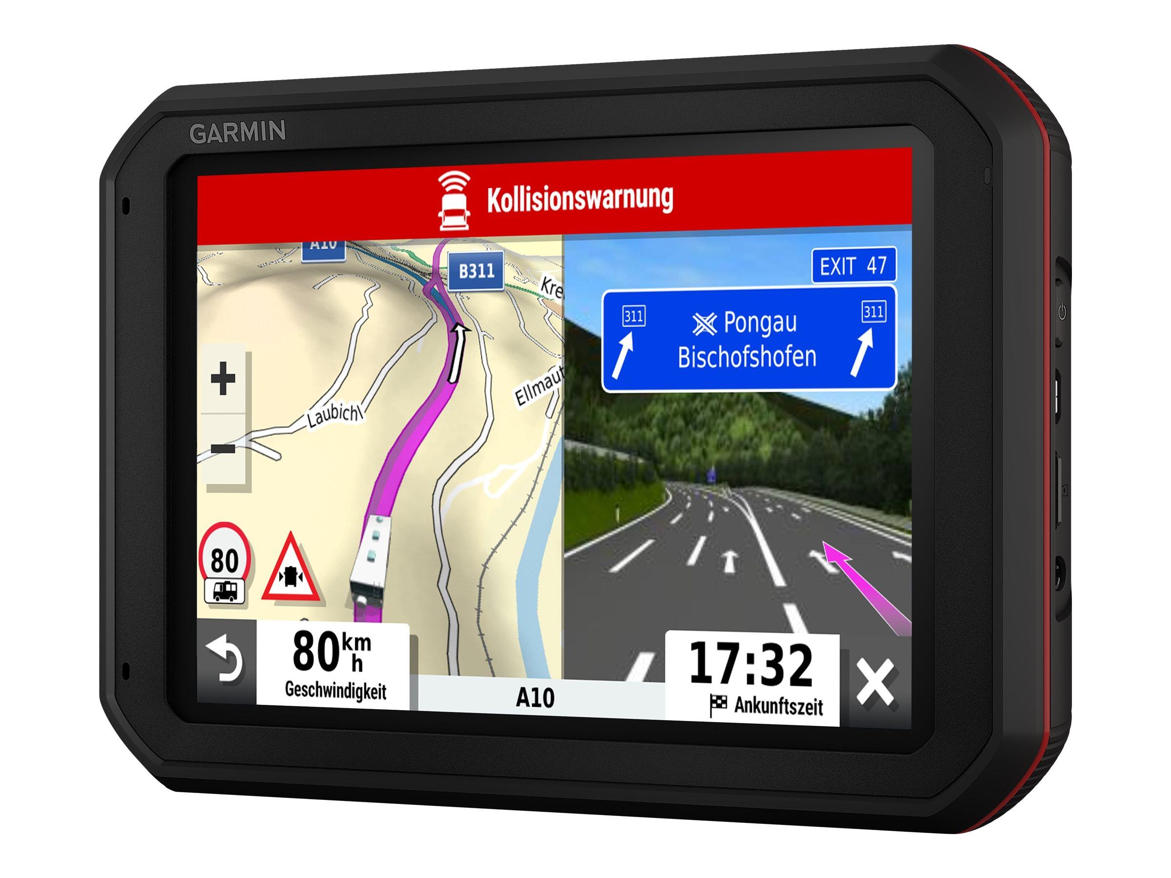Garmin Camper 785 & Traffic - GPS-Navigationsgerät - Kfz 7