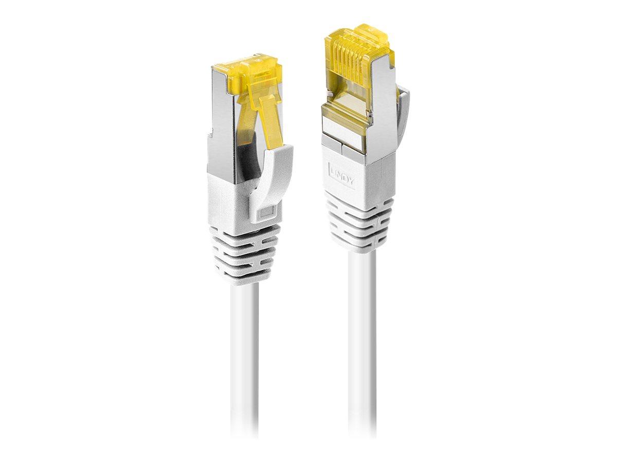 Lindy - Patch-Kabel - RJ-45 (M) bis RJ-45 (M) - 3 m - SFTP, PiMF - CAT 7 (Kabel) / CAT 6a (Anschlüsse)