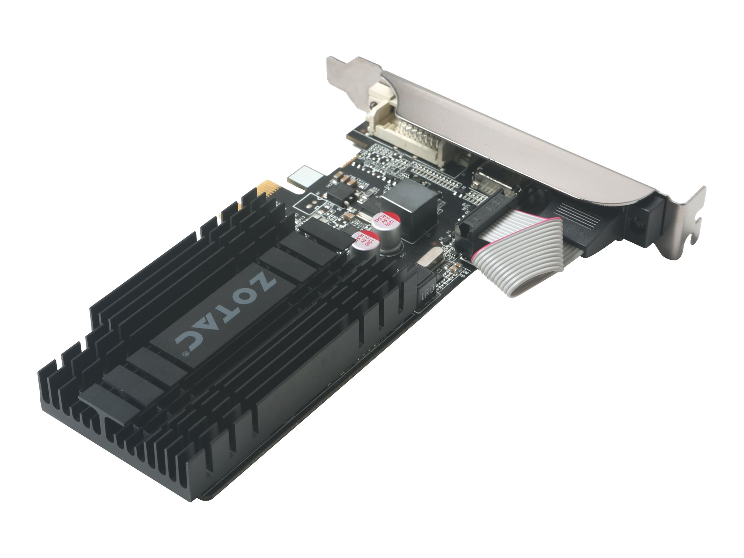 ZOTAC GeForce GT 710 - ZONE Edition - Grafikkarten - GF GT 710 - 1 GB DDR3 - PCIe