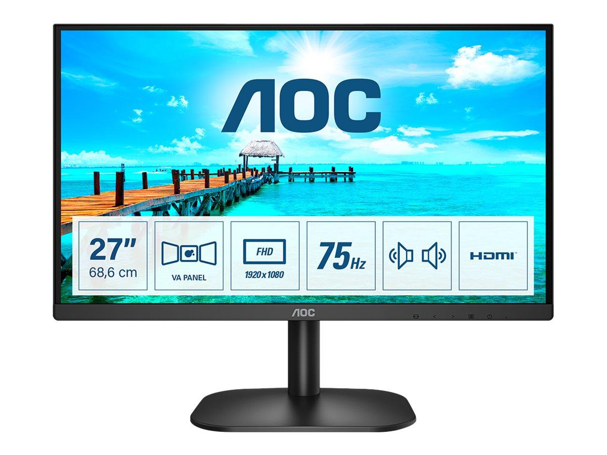 AOC 27B2AM - LED-Monitor - 68.6 cm (27