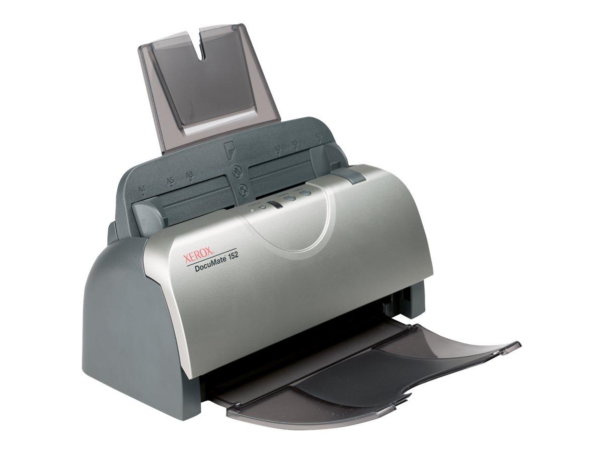 Xerox DocuMate 152i - Dokumentenscanner - Duplex - Legal - 600 dpi - automatischer Dokumenteneinzug (50 Blätter)
