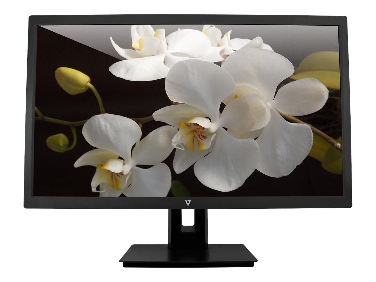 V7 L215IPS-2E - LED-Monitor - 55.9 cm (22