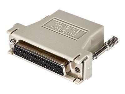 Cyclades - Serieller RS-232-Adapter - RJ-45 (W) bis DB-25 (W)
