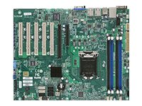 SUPERMICRO X10SLA-F - Motherboard - ATX - LGA1150-Sockel - C222 - USB 3.0