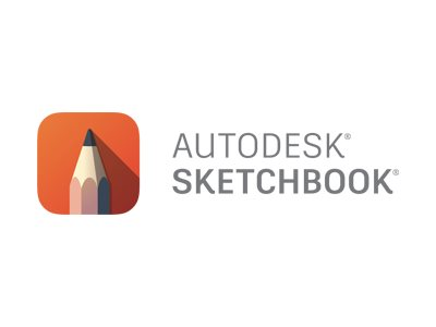 Autodesk SketchBook For Enterprise 2020 - New Subscription (jährlich) - 1 Platz - kommerziell - ELD - Multi-user