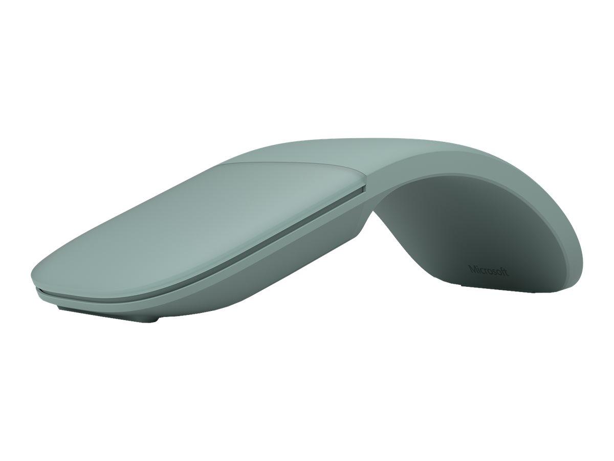 Microsoft Arc Mouse - Maus - optisch - 2 Tasten - kabellos - Bluetooth 5.0 LE