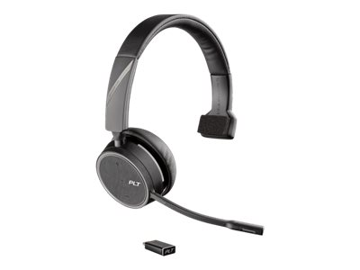 Poly Voyager 4210 USB-C - Headset - On-Ear - Bluetooth - kabellos - USB-C