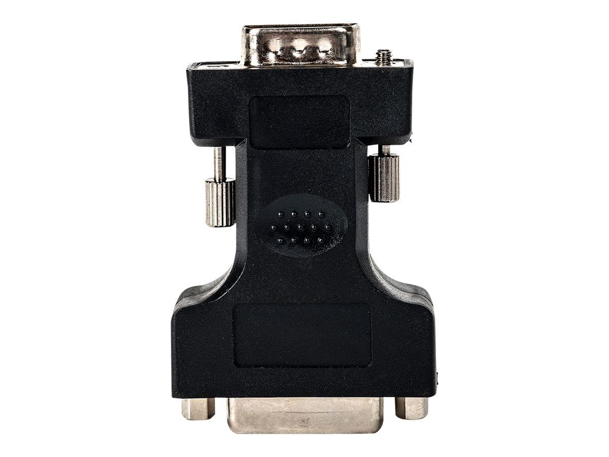 Avocent - VGA-Adapter - DVI-I (W) bis HD-15 (VGA) (M)