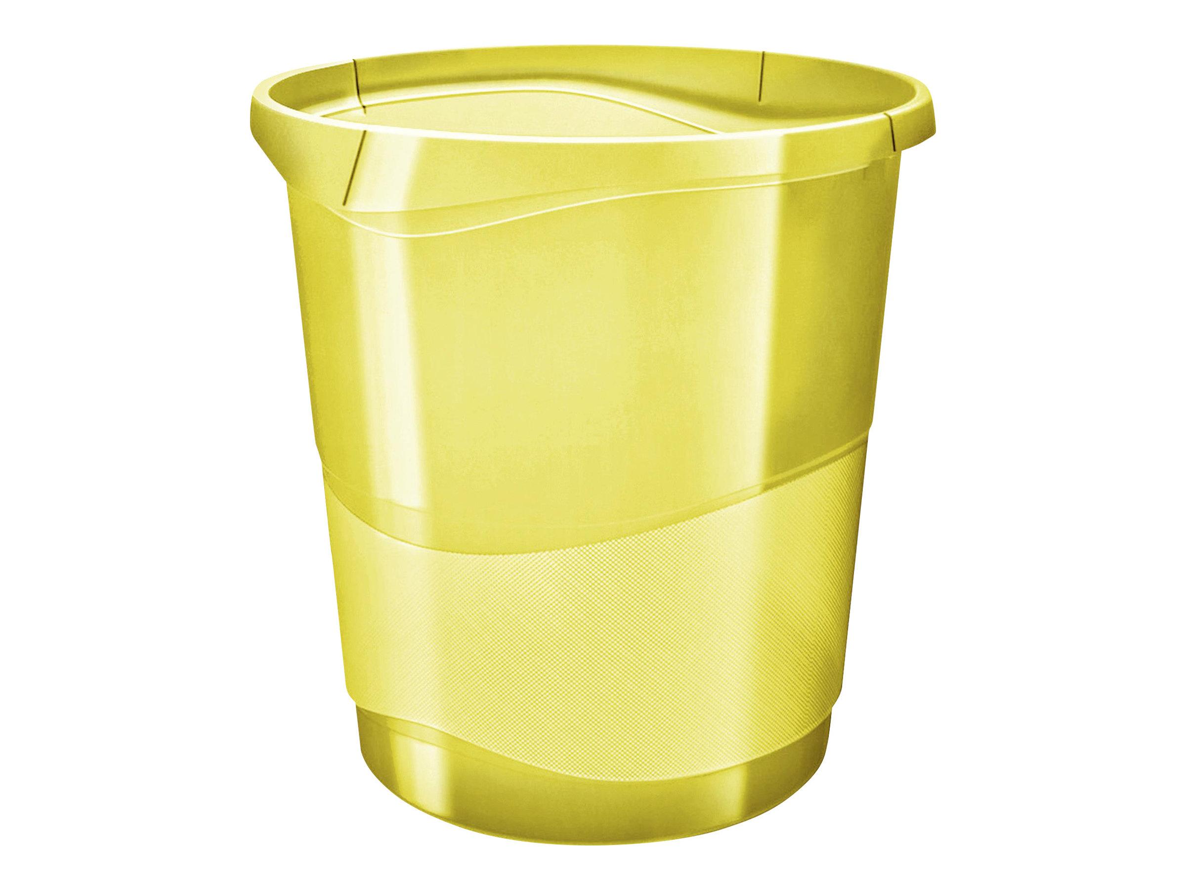 Esselte Colour'Ice - Papierkorb - 14 L - Griffe - Kunststoff