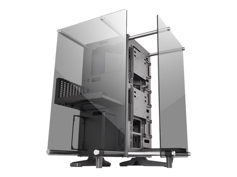 Thermaltake Core P90 - Tempered Glass Edition - Tower - ATX - ohne Netzteil (PS/2) - Schwarz