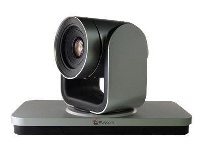 Polycom EagleEye IV 12x - Konferenzkamera - PTZ - Farbe - 1920 x 1080 - Automatische Irisblende