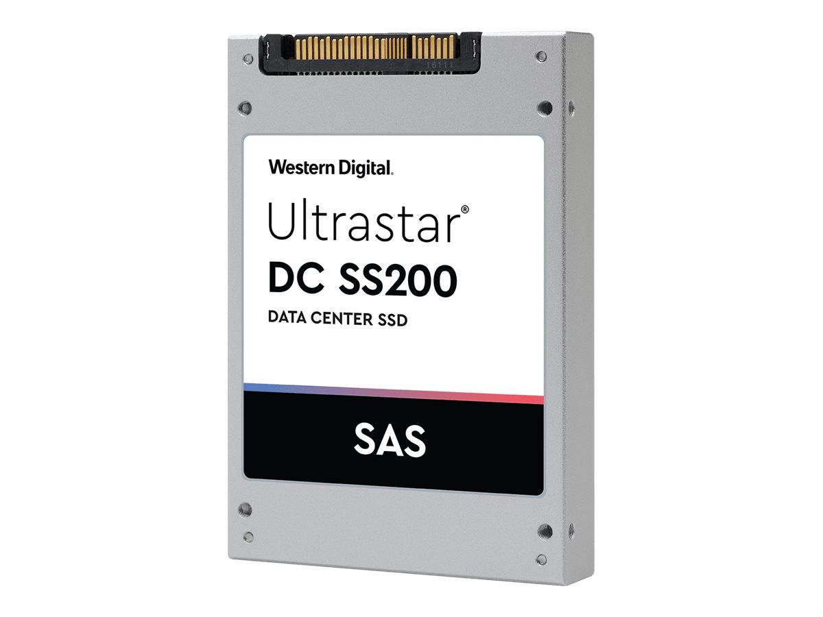 WD Ultrastar SS200 SDLL1DLR-480G -CCA1 - Solid-State-Disk - 480 GB - intern - 2.5