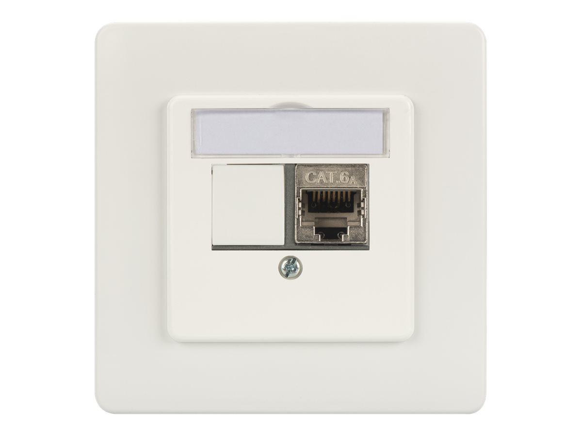 Digitus Professional DN-93832 - Frontabdeckung - 2 Ports