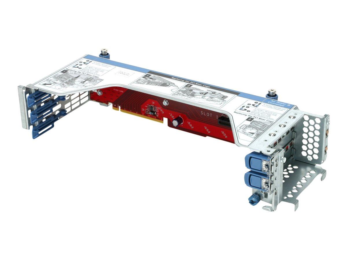 HPE 2LFF Low Profile 2nd Expansion Card Kit - Gehäuse für Speicherlaufwerke - 3.5