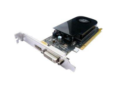 AMD Radeon R7 340 - Grafikkarten - Radeon R7 340 - 2 GB - PCIe x16 - DVI, DisplayPort