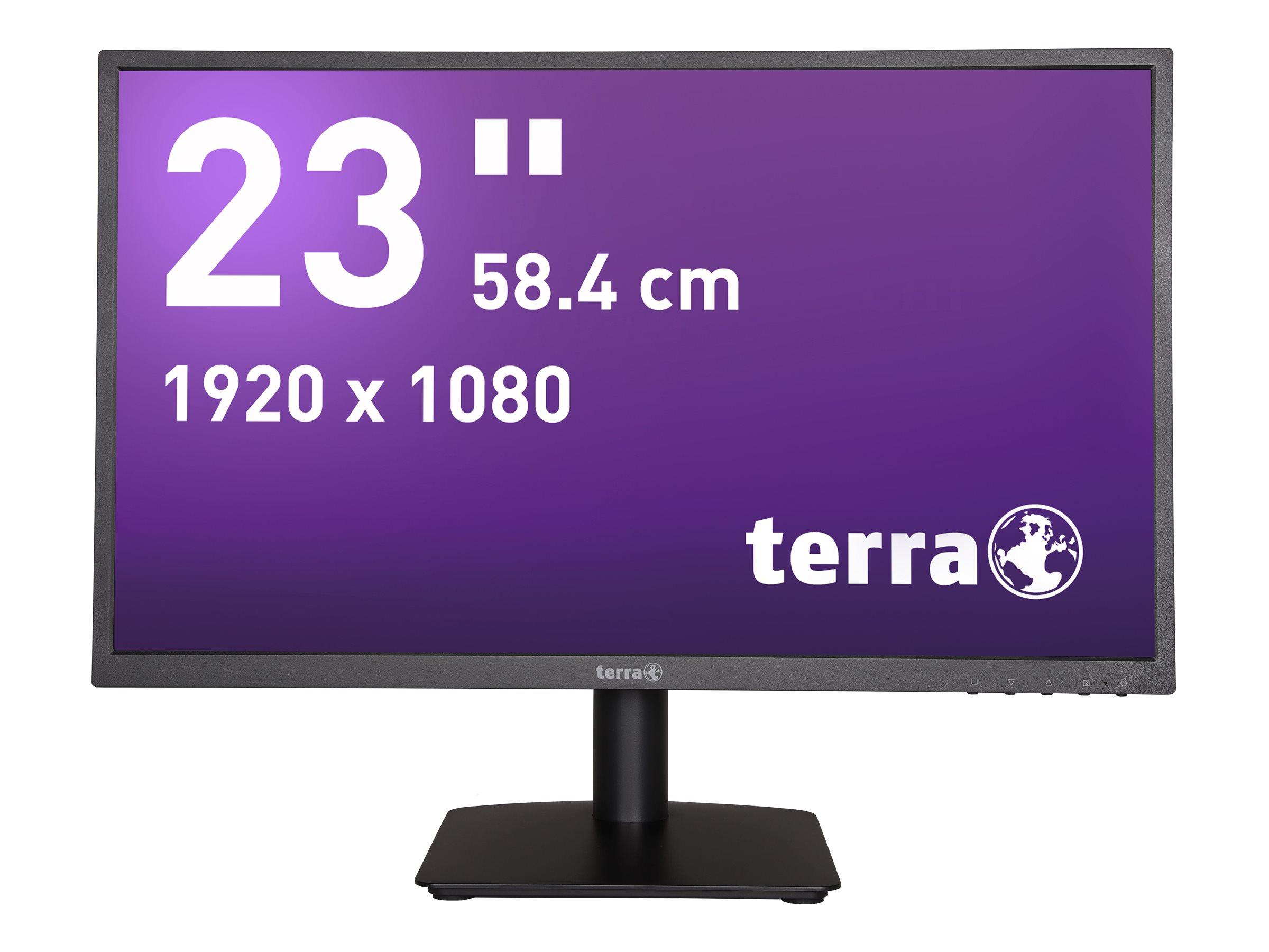 Wortmann TERRA 2311W - GREENLINE PLUS - LED-Monitor - 58.4 cm (23