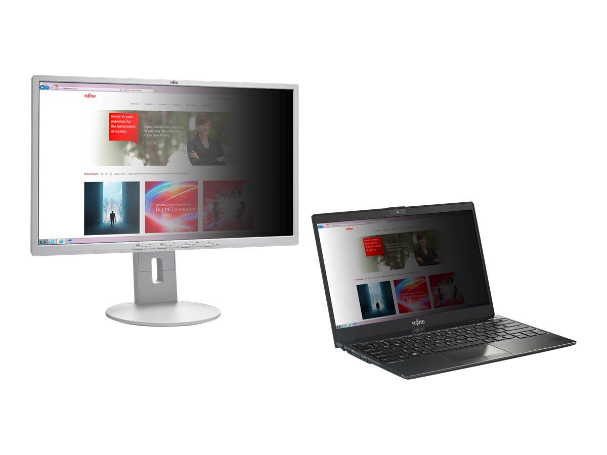 Fujitsu - Blickschutzfilter für Notebook - 39,6 cm Breitbild (15,6