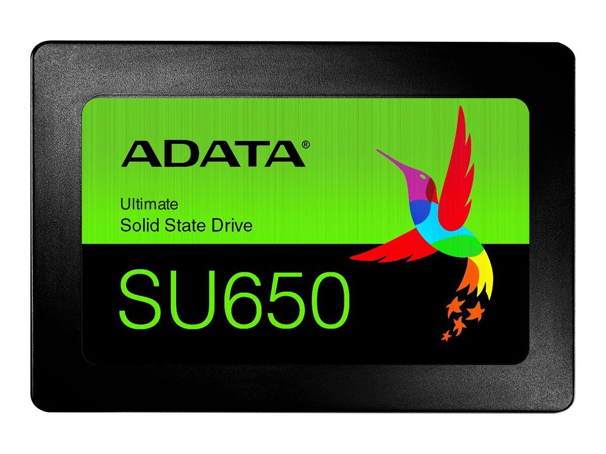 ADATA Ultimate SU650 - Solid-State-Disk - 240 GB - intern - 2.5