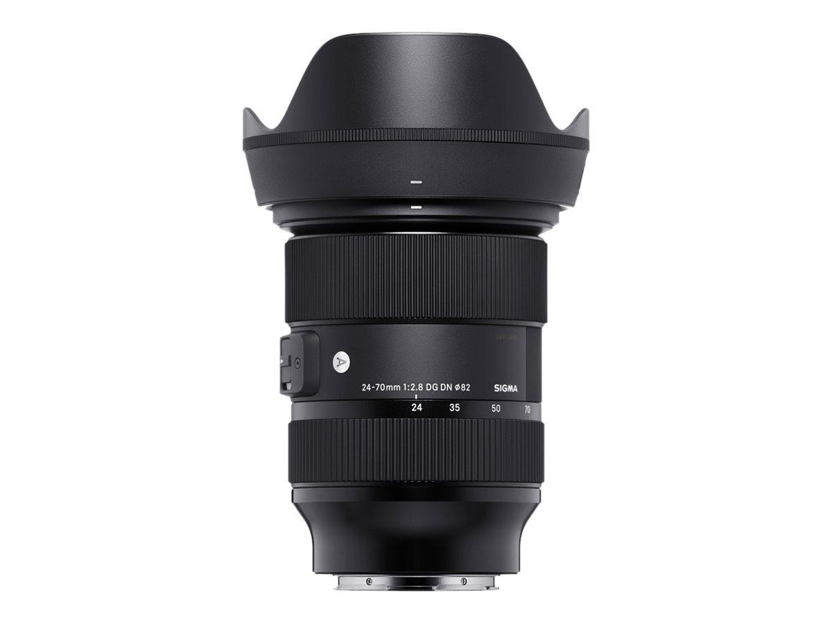 Sigma Art - Zoomobjektiv - 24 mm - 70 mm - f/2.8 DG DN - Sony E-mount