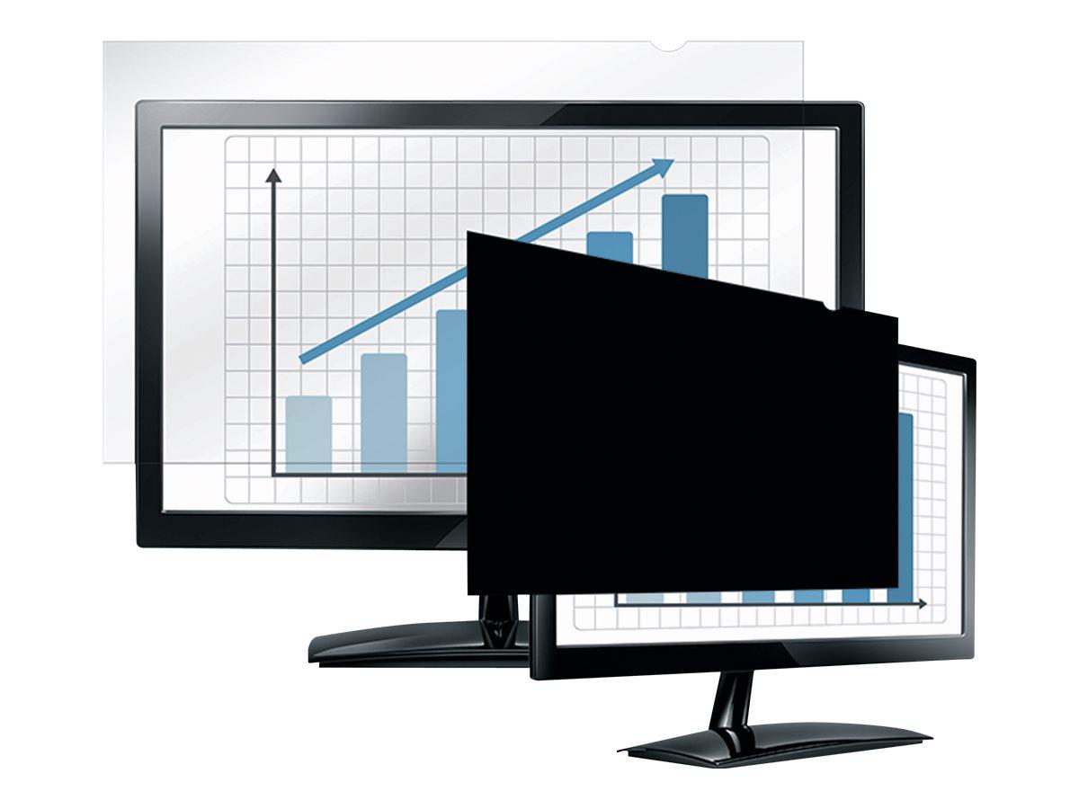Fellowes PrivaScreen Blackout - Blickschutzfilter für Bildschirme - 61 cm Breitbild (Breitbild mit 24 Zoll)