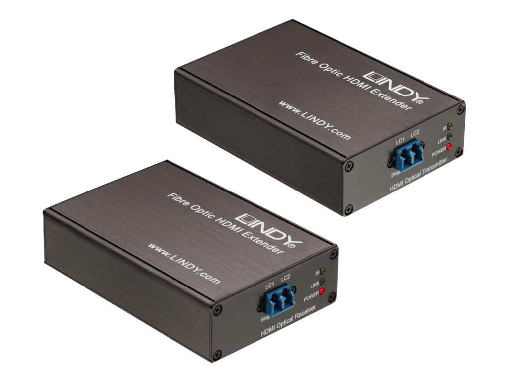 LINDY HDMI High Speed Extender - Erweiterung für Video/Audio - bis zu 3000 m