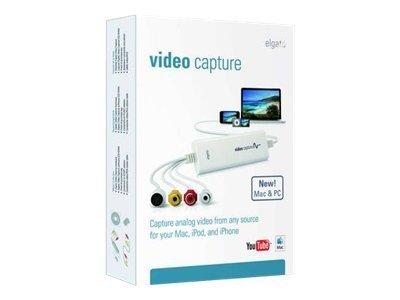Elgato Video Capture - Videoaufnahmeadapter - USB 2.0 - NTSC, SECAM, PAL, PAL 60