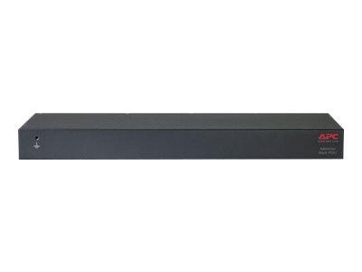 APC Metered Rack PDU AP7820B - Stromverteilungseinheit (Rack - einbaufähig) - Wechselstrom 200/208/230 V - 2300 VA - Ethernet 10