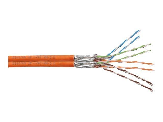 DIGITUS - Bulkkabel - 500 m - SFTP - CAT 7 - halogenfrei, robust
