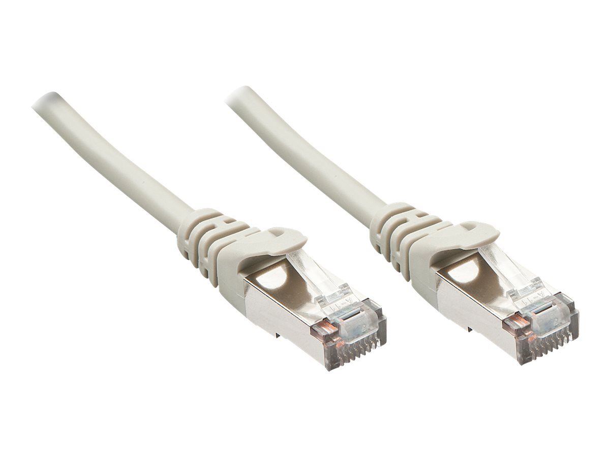 Lindy - Patch-Kabel - RJ-45 (M) bis RJ-45 (M) - 30 m - Foiled Unshielded Twisted Pair (F/UTP) - CAT 5e