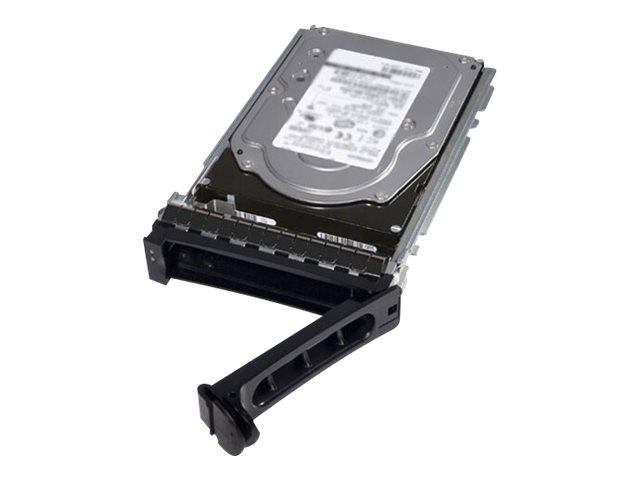 Dell Customer Kit - Hybrid-Festplatte - 600 GB - Hot-Swap - 2.5