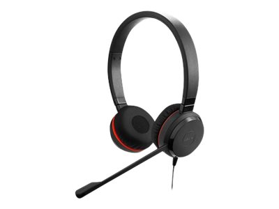 Jabra Evolve 30 II UC stereo - Headset - On-Ear - kabelgebunden - USB, 3,5 mm Stecker
