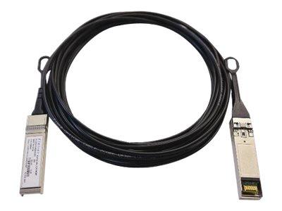 Dell 10GbE - Netzwerkkabel - SFP+ bis SFP+ - 3 m - Glasfaser - aktiv