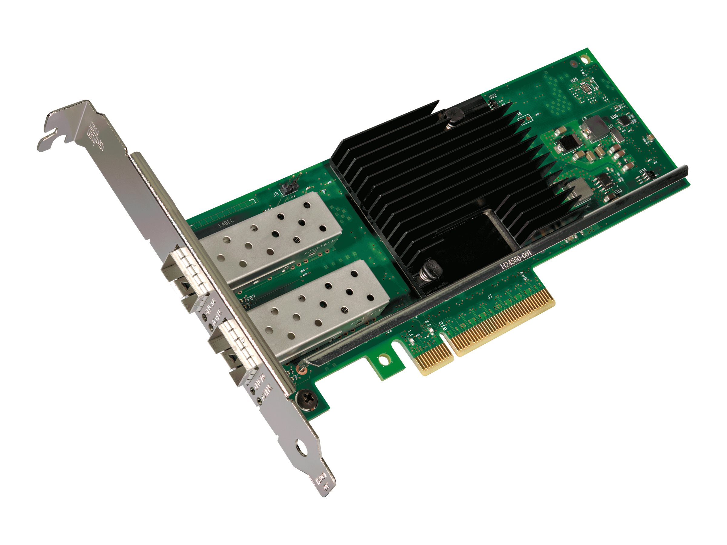 Intel Ethernet Converged Network Adapter X710-DA2 - Netzwerkadapter - PCIe 3.0 x8 Low-Profile - 10 Gigabit SFP+ x 2