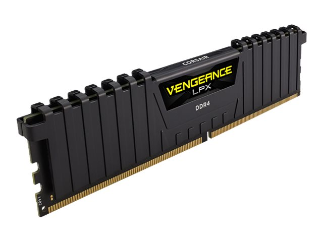 CORSAIR Vengeance LPX - DDR4 - 32 GB: 2 x 16 GB - DIMM 288-PIN - 2666 MHz / PC4-21300 - CL16
