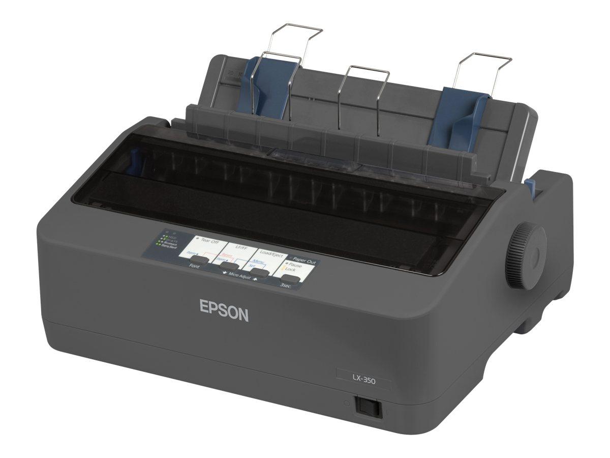 Epson LX 350 - Drucker - monochrom - Punktmatrix - 9 Pin - bis zu 357 Zeichen/Sek.