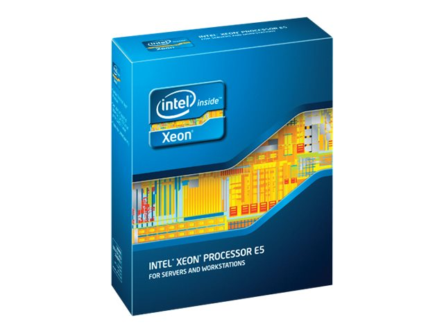 Intel Xeon E5-2697v2 - 2.7 GHz - 12 Kerne - 24 Threads - 30 MB Cache-Speicher - LGA2011 Socket