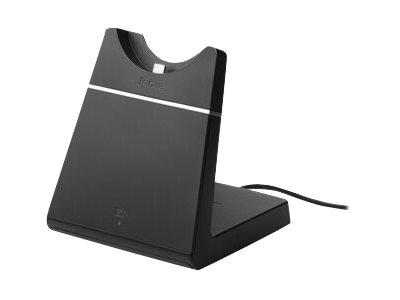 Jabra Evolve - Ladeständer - für Evolve 65 MS mono, 65 MS stereo, 65 UC mono, 65 UC stereo