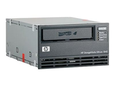 HPE StorageWorks Ultrium 1840 - Bandlaufwerk - LTO Ultrium (800 GB / 1.6 TB) - Ultrium 4 - SCSI LVD - intern