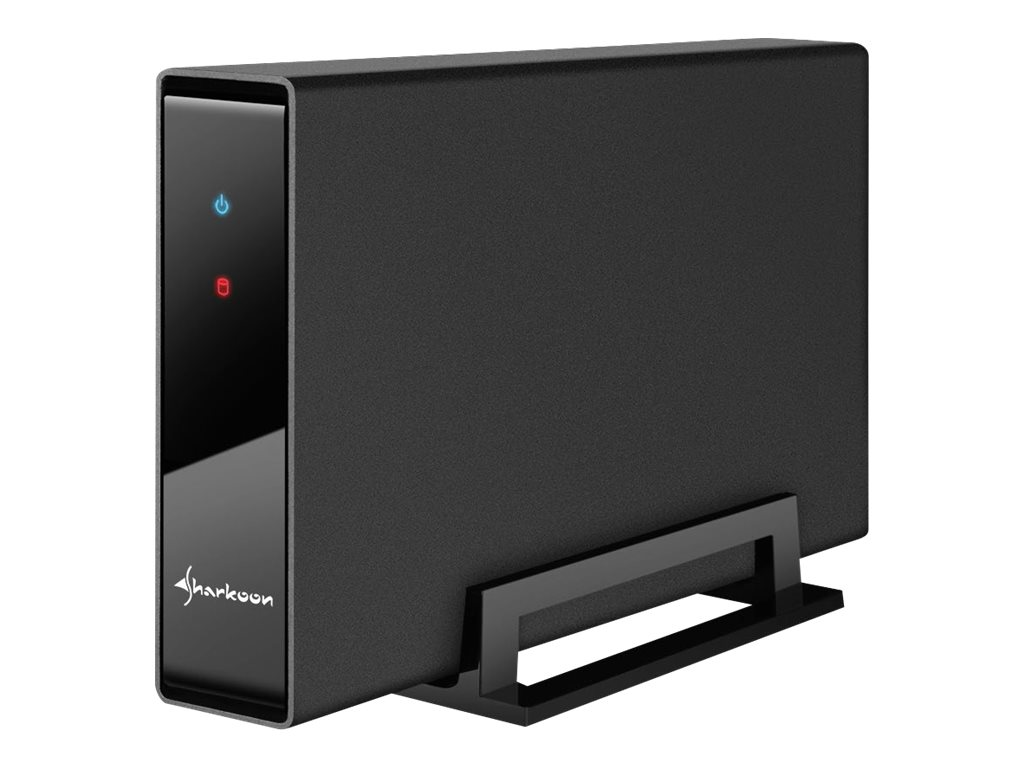 Sharkoon Swift-Case PRO USB 3.0 - Speichergehäuse - 3.5