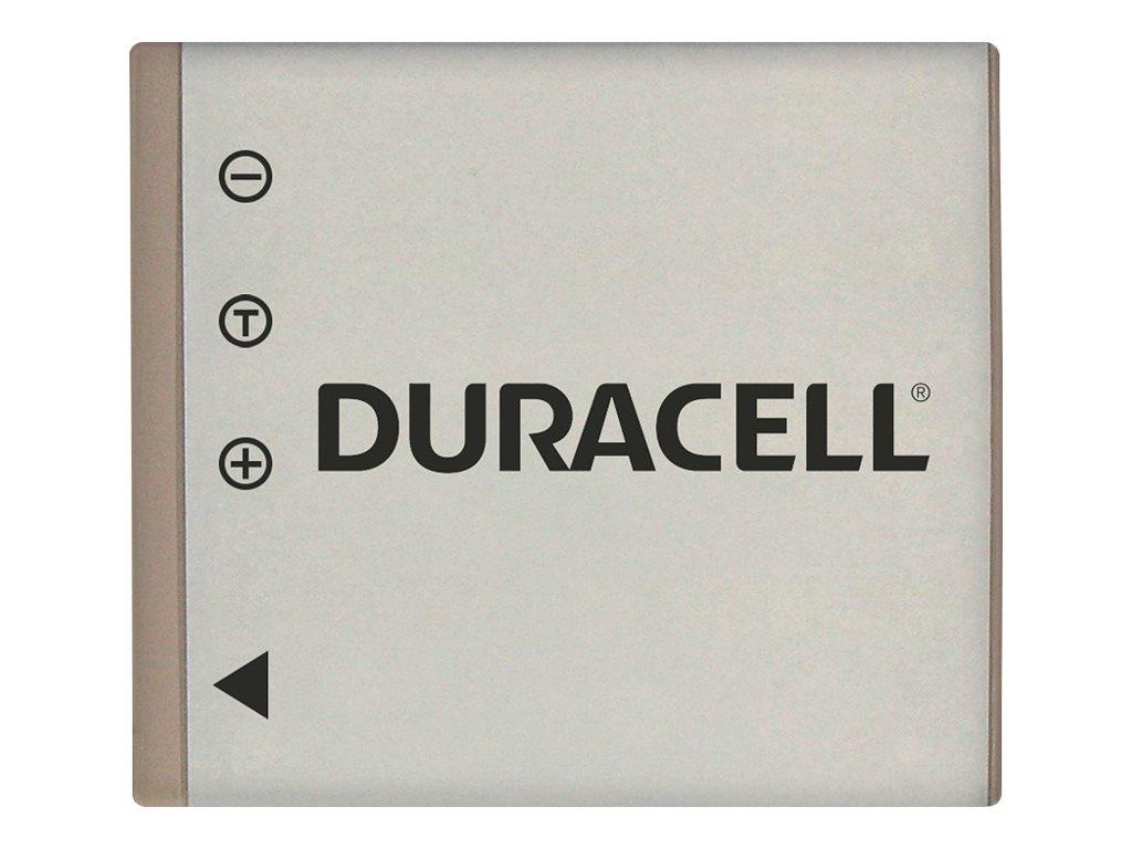 Duracell DR9618 - Kamerabatterie - Li-Ion - 650 mAh - für Fujifilm FinePix F700, F700 Zoom, Z3, Z3 Zoom, Z5fd