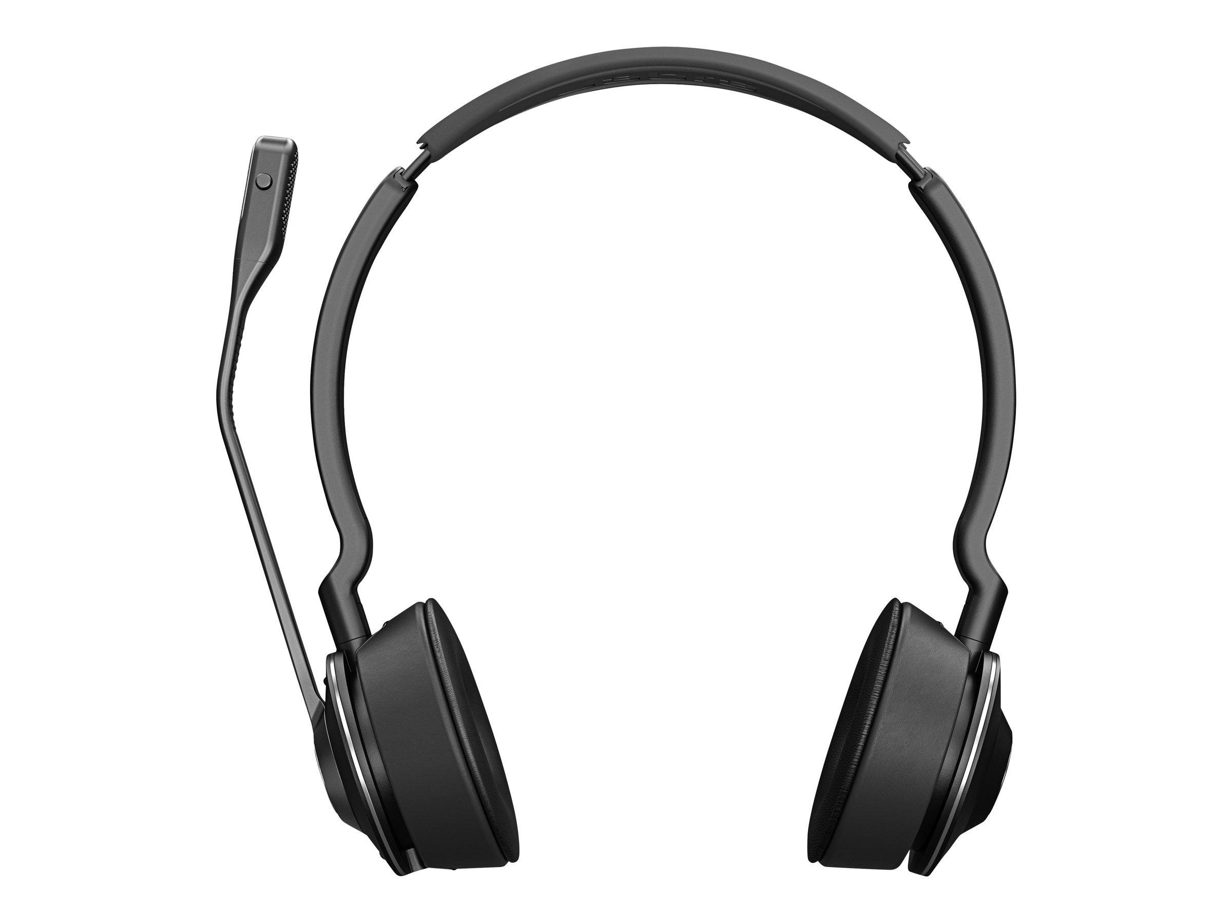 Jabra Engage - Ersatzeinheit - Headset - On-Ear - DECT / Bluetooth - kabellos