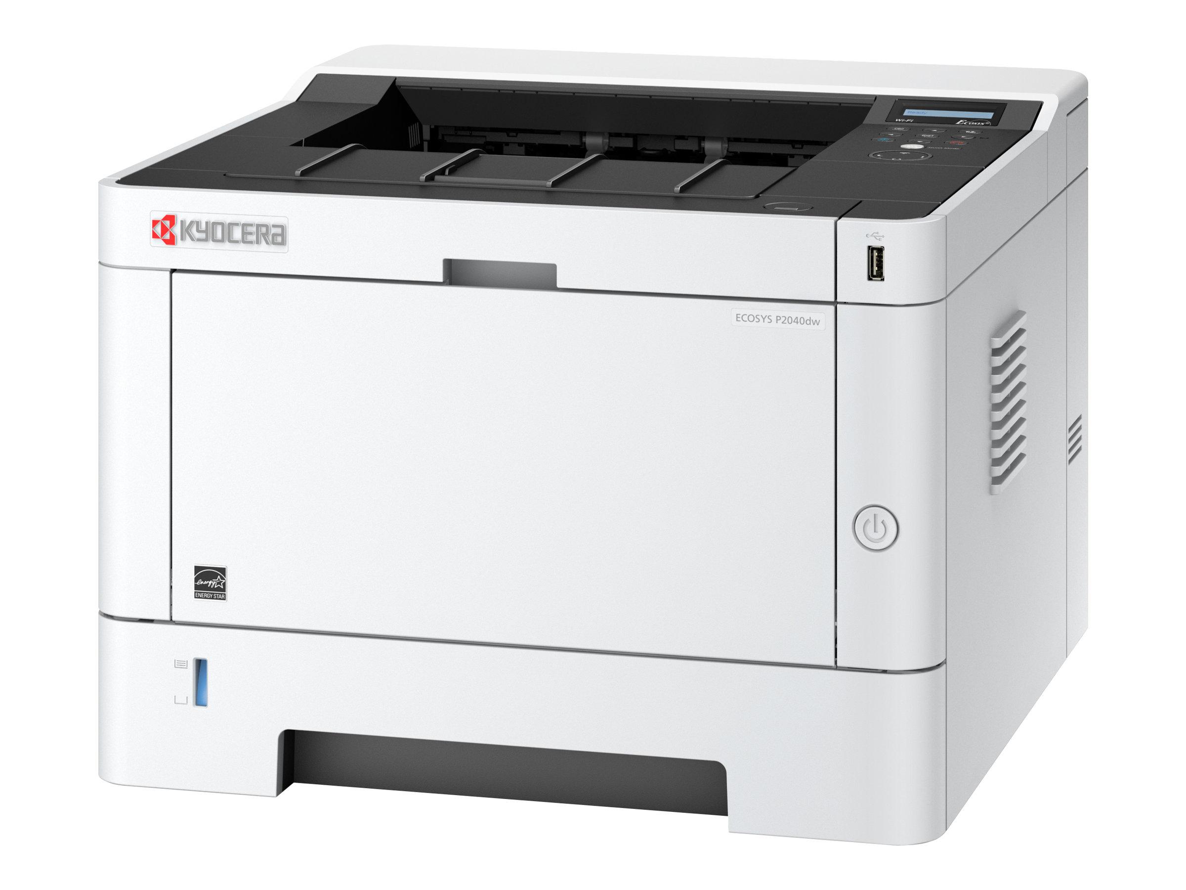 Kyocera ECOSYS P2040dw - Drucker - s/w - Duplex - Laser - A4/Legal