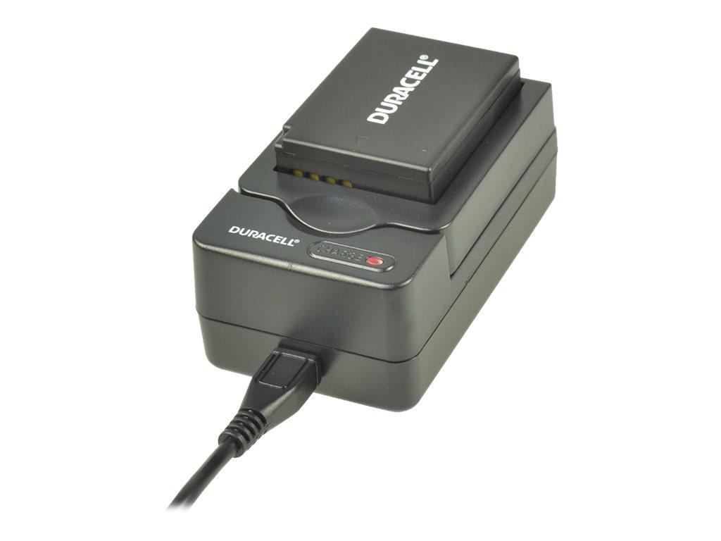Duracell - USB-Batterieladegerät - für Panasonic DMW-BLD10, DMW-BLD10E, DMW-BLD10PP