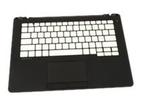 Dell Thunderbolt / LED / Power Board / Touch Pad / Fingerprint / Smart Card / Near Field Communication, 83 Keys, Dual Point - No