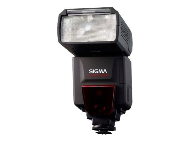 Sigma EF-610 DG SUPER - Blitzgerät - 61 (m) - für Nikon D3, D300, D3000, D3100, D3s, D3X, D40, D5000, D5100, D60, D700, D7000, D