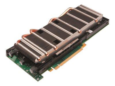 NVIDIA Tesla M60 - GPU-Rechenprozessor - 2 GPUs - Tesla M60 - 16 GB GDDR5 - PCIe 3.0 x16