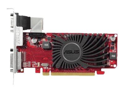 ASUS R5230-SL-2GD3-L - Grafikkarten - Radeon R5 230 - 2 GB DDR3 - PCIe 2.1 x16 - DVI, D-Sub, HDMI
