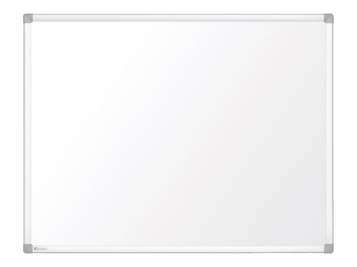 Nobo Prestige - Whiteboard - geeignet für Wandmontage - 1800 x 1200 mm - Glasur - magnetisch