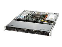 Supermicro A+ Server 1012A-MTF - Server - Rack-Montage - 1U - 1-Weg - RAM 0 MB