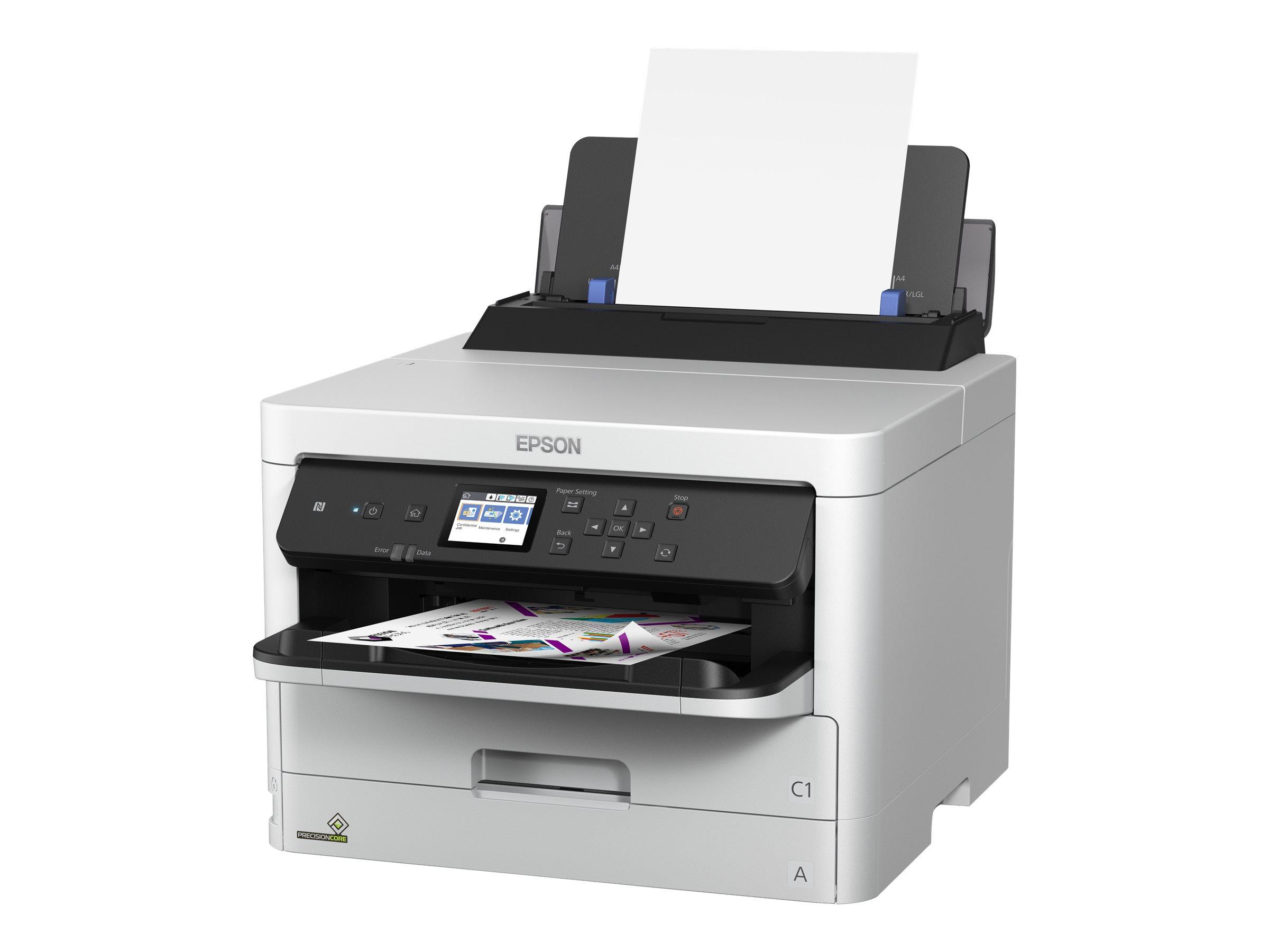 Epson WorkForce Pro WF-C5290DW - Drucker - Farbe - Duplex - Tintenstrahl - A4/Legal